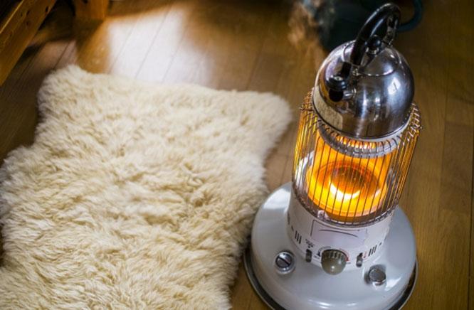 暖房器具 ガスストーブ ガスヒーター