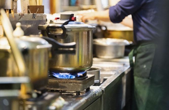 キッチン・厨房・ガスコンロ